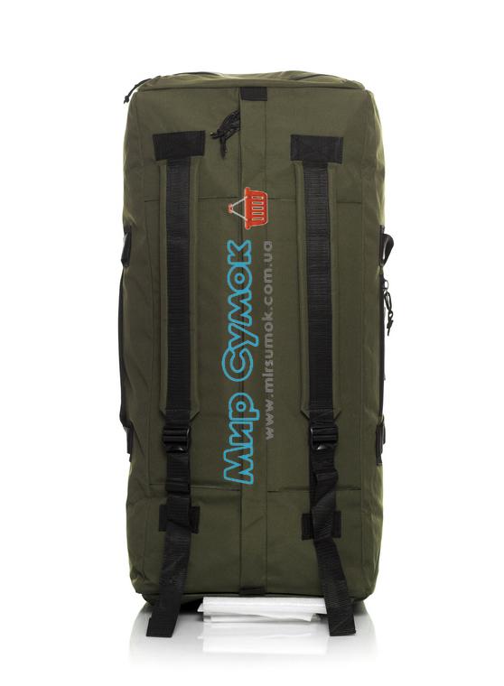 30e1119a Армейская сумка-рюкзак Commandor (TM Neve) Voyage хаки