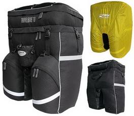 Велорюкзак на багажник Terra Incognita TravelBike 50