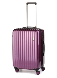 Пластиковый чемодан с расширением Sumdex La Finch SWR-724RP
