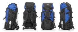 Туристический рюкзак The North Face Extreme 80 синий