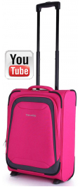 Легкий чемодан Travelite Naxos TL090007;17