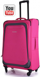 Легкий чемодан Travelite Naxos TL090049;17