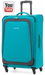 Легкий чемодан Travelite Naxos TL090049;23