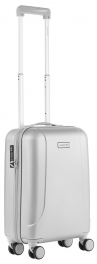 Чемодан CarryOn Skyhopper (S) Silver 927144