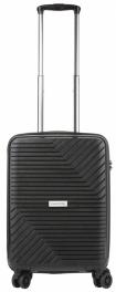 Чемодан из полипропилена CarryOn Transport (S) Black 927190