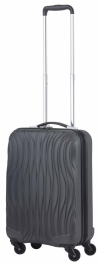 Чемодан CarryOn Wave (S) Anthracite 927162