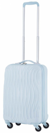 Чемодан CarryOn Wave (S) Baby Blue 927166