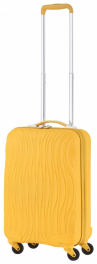 Чемодан CarryOn Wave (S) Ocher 927169