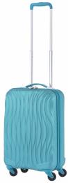 Чемодан CarryOn Wave (S) Turquoise 927163