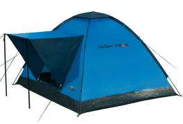 Двухместная палатка High Peak Beaver 3 Blue/Grey 10167