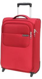 Облегченный чемодан March Carter SE 2203;01 красный