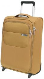 Облегченный чемодан March Carter 2203;09 золото