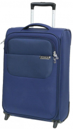 Облегченный чемодан March Carter SE 2203;04 синий