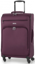 Легкий чемодан Rock Neo-Lite (L) Purple 926428