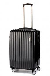 Пластиковый чемодан с расширением Sumdex La Finch SWR-724CB
