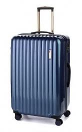 Пластиковый чемодан с расширением Sumdex La Finch SWR-725NB