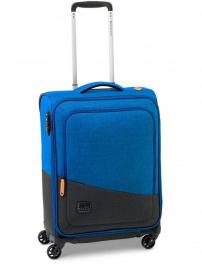 Легкий чемодан Roncato Adventure 414323;38 азуро
