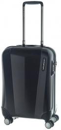 Легкий пластиковый чемодан March Vision 3323;07 черный