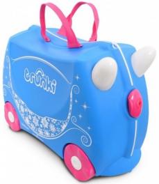 Детский чемодан Trunki PRINCESS PEARL