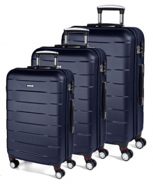 Комплект чемоданов Чемодан March Bumper 0100;14