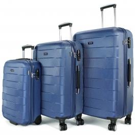 Комплект чемоданов Чемодан March Bumper 0100;04