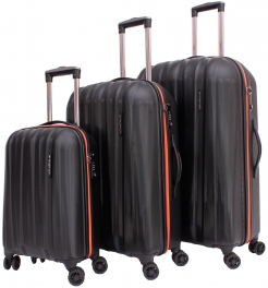 Комплект чемоданов Чемодан March Rocky 3650;17