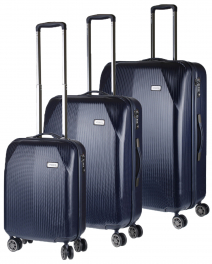 Комплект чемоданов March Jersey Y1045;04 темно-синий