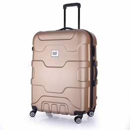Пластиковый чемодан CAT Roll Cage 82995;281
