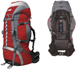 Туристический рюкзак Terra Incognita Vertex 80 Pro