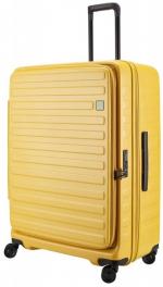 Золотистый чемодан Lojel Cubo Lj-CF1627L_Y