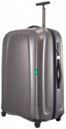 Легкий чемодан из поликарбоната Lojel Lumo Lj-CF1601L_GR