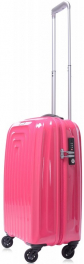 Легкий чемодан из поликарбоната Lojel Wave Lj-CF1239S_RO