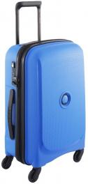 Чемодан из полипропилена Delsey Belmont 3840804 light blue