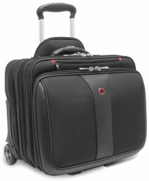 Кейс-пилот WENGER Patriot 2 Pc Wheeled Laptop Case 600662