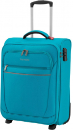 Легкий чемодан ручная кладь Travelite Cabin TL090237-23