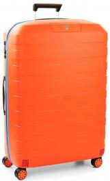 Легкий пластиковый чемодан Roncato BOX 2.0 5541;7852