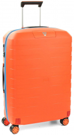 Легкий пластиковый чемодан Roncato BOX 2.0 5542;7852