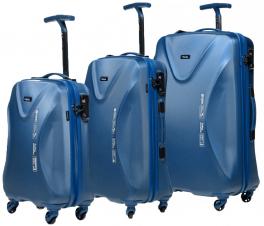 Комплект чемоданов March Twist 0055;04