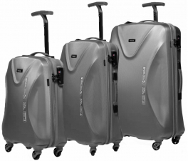 Комплект чемоданов March Twist 0055;28