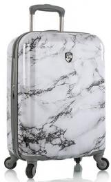 Чемодан из поликарбоната Heys Bianco (S) 925206 White Marble