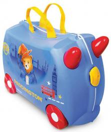 Детский чемодан Trunki PADDINGTON BEAR