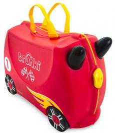 Детский чемодан Trunki RACER CAR