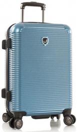 Легкий пластиковый чемодан Heys Voyager 925222