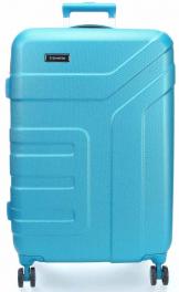 Легкий пластиковый чемодан Travelite Vector TL072049;21
