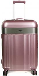 Легкий пластиковый чемодан Titan Spotlight Flash Ti831404-12