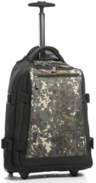 Сумка-рюкзак на колесах Epic Explorer Small 34 925635
