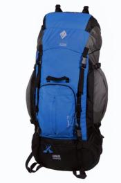 Туристический рюкзак Commandor (TM Neve) Expert 75 синий