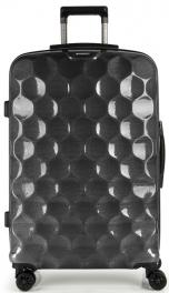 Легкий чемодан из поликарбоната Gabol Air (L) Black 925799