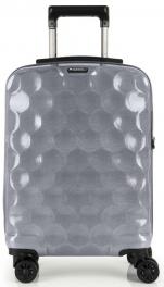 Легкий чемодан из поликарбоната Gabol Air (S) Silver 925548
