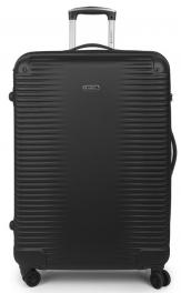 Легкий пластиковый чемодан Gabol Balance (L) Grey 925793